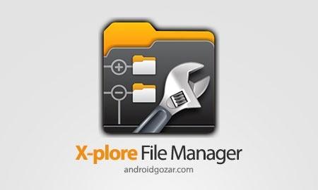 X-plore File Manager Donate 3.92.14 دانلود فایل منیجر اندروید