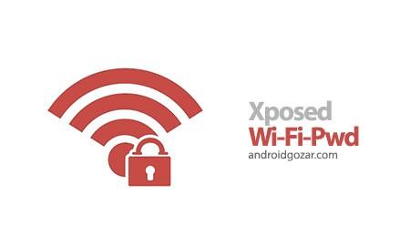 Xposed Wi-Fi-Pwd 3.0.0 دانلود نرم افزار مشاهده پسورد WiFi