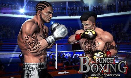 Punch Boxing 3D 1.1.0 دانلود بازی بوکس مشت زنی اندروید + مود