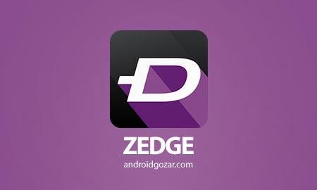 ZEDGE Ringtones & Wallpapers 5.18.21 Ad-Free نرم افزار دانلود رینگتون و پس زمینه