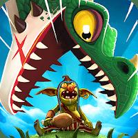 تصویر از دانلود Hungry Dragon 3.12 بازی اژدهای گرسنه اندروید + مود