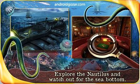 20 000 Leagues Under the Sea 1.045 دانلود بازی بیست هزار فرسنگ زیر دریا+دیتا