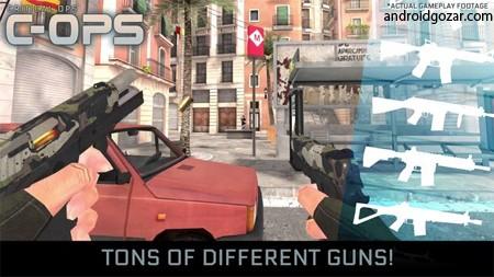 دانلود Critical Ops 1.25.0.f1398 بازی عملیات بحرانی اندروید + مود