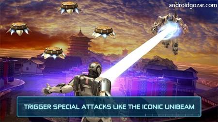 Iron Man 3 – The Official Game 1.6.9g دانلود بازی مرد آهنی 3+دیتا+مود