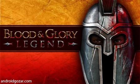 BLOOD & GLORY: LEGEND 2.0.2 دانلود بازی خون و افتخار: افسانه+دیتا