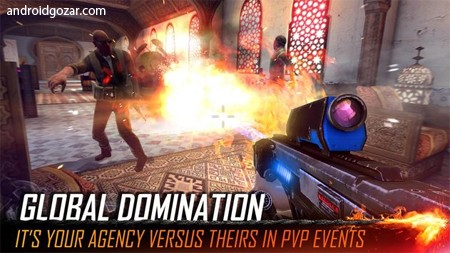 Mission Impossible RogueNation 1.0.4 بازی ماموریت غیر ممکن+مود