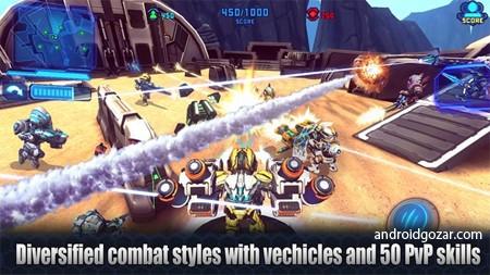 Star Warfare2:Payback 1.24.00 دانلود بازی جنگ ستارگان 2: باز پس گیری+مود+دیتا