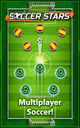 Soccer Stars 4.2.0 دانلود بازی ستاره های فوتبال اندروید