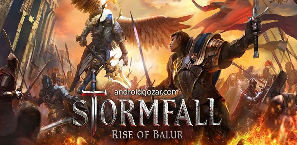 Stormfall: Rise of Balur 1.89.1 دانلود بازی استورم فال: ظهور اندروید