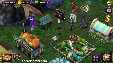 Hotel Transylvania 2 1.2.20 دانلود بازی هتل ترانسیلوانیا 2 اندروید + مود + دیتا