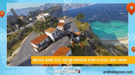 دانلود Just Cause 3: WingSuit Tour 1.0.15092314 بازی کشف جزایر اندروید