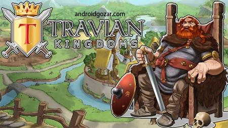 دانلود Travian Kingdoms 1.5.8640 بازی امپراطوری تراوین اندروید