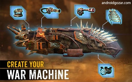 Sandstorm: Pirate Wars 1.19.2 دانلود بازی طوفان شن: جنگ دزدان دریایی+مود+دیتا