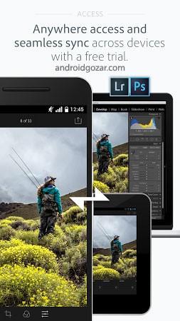 Adobe Photoshop Lightroom CC Premium 4.2.1 دانلود فتوشاپ لایت روم اندروید