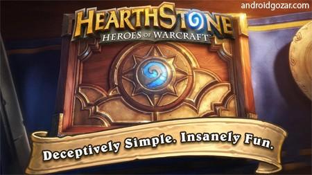 Hearthstone 11.4.25447 دانلود بازی هارت استون اندروید + مود