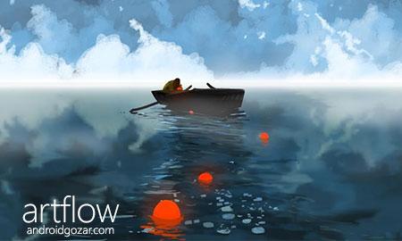 ArtFlow: Paint Draw Sketchbook 1.5.255 Unlocked دانلود نرم افزار طراحی و نقاشی حرفه ای
