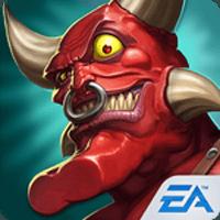 Dungeon Keeper 1.8.91 دانلود بازی محافظ سیاه چال اندروید + مود