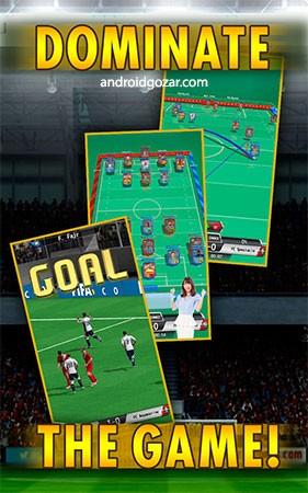 FIFA Soccer: Prime Stars 1.7.0 دانلود بازی فوتبال فیفا: ستاره های برتر