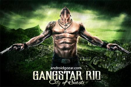 Gangstar Rio: City of Saints 1.1.7b دانلود بازی گانگستر ریو: شهر قدیسین+مود+دیتا
