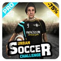 Urban Soccer Challenge Pro 1.02 دانلود بازی فوتبال خیابانی