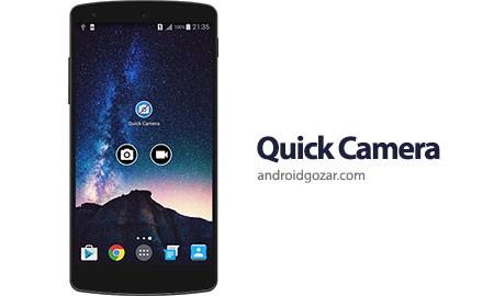 Quick Camera Premium – Hidden Camera 1.3.0.6 دانلود نرم افزار عکس و فیلم گرفتن سریع و مخفی