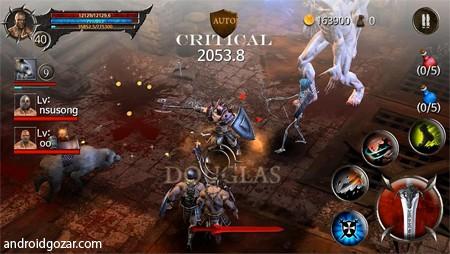 BloodWarrior 1.6.6 دانلود بازی جنگجوی خون اندروید