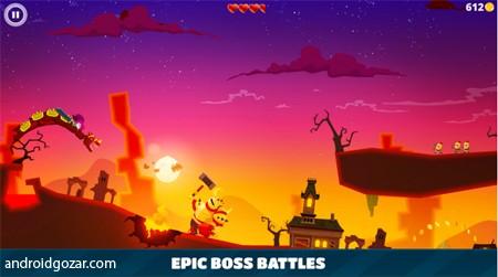 Dragon Hills 1.2.7 دانلود بازی اکشن تپه های اژدها اندروید + مود