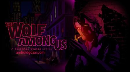 The Wolf Among Us 1.21 دانلود بازی گرگ در میان ما+دیتا