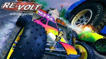 RE-VOLT Classic 3D (Premium) 1.3.0 دانلود بازی ماشین جنگی اندروید + مود + دیتا