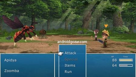 Evoland 1.6.8 دانلود بازی ماجراجویی ایولند اندروید + مود