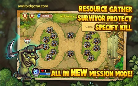 Castle Defense 1.6.3 دانلود بهترین بازی استراتژی دفاع از قلعه