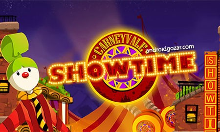 CarneyVale: Showtime 1.0.1 دانلود بازی بندباز سیرک+مود