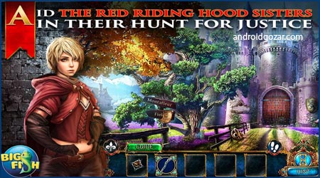 Dark Parables: Sands Full 1.0 دانلود بازی ماجراجویی ملکه شهر+دیتا