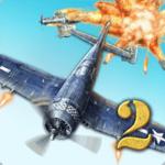 دانلود AirAttack 2 1.5.0 بازی حمله هوایی 2 اندروید + مود