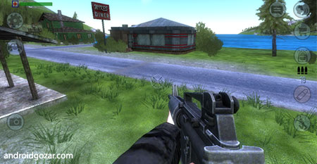 دانلود Experiment Z – Zombie 2.14 بازی آزمایشگاه زامبی اندروید + مود