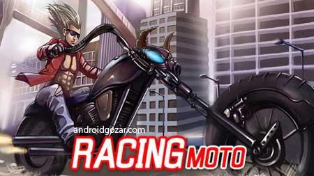 دانلود Racing Moto 1.2.16 بازی موتور مسابقه ای سریع اندروید
