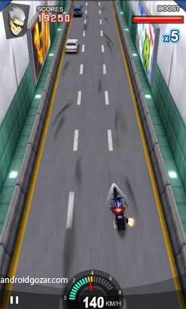 Racing Moto 1.2.13 دانلود بازی موتور مسابقه ای سریع اندروید