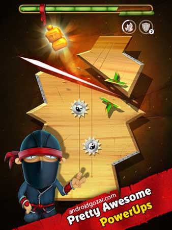 iSlash Heroes 1.7.7 دانلود بازی قهرمانان برش اندروید + مود