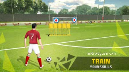 Soccer Star 2019 World Cup Legend 4.2.7 دانلود بازی ستاره فوتبال + مود
