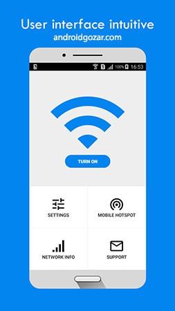 دانلود WiFi Automatic – WiFi auto connect Premium 1.4.5.4 قطع و وصل خودکار وای فای