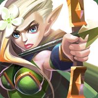 دانلود Magic Rush: Heroes 1.1.237 بازی هجوم جادویی: قهرمانان اندروید