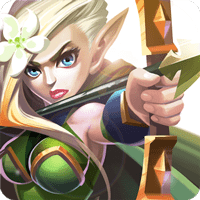 Magic Rush: Heroes 1.1.177 دانلود بازی هجوم جادویی: قهرمانان اندروید