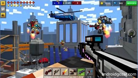 دانلود Pixel Gun 3D 16.8.1 بازی تفنگ پیکسلی اندروید + مود