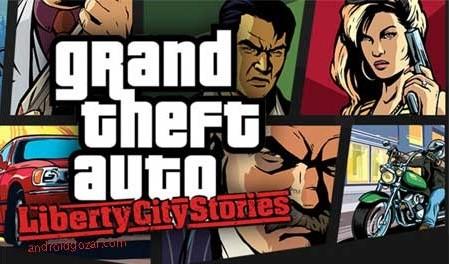 GTA: Liberty City Stories 2.1 Download game The Big Thieving Car: The Adventures of Liberty City + Mod + Dita