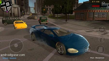 دانلود GTA: Liberty City Stories 2.4 – بازی جی تی ای اندروید + مود