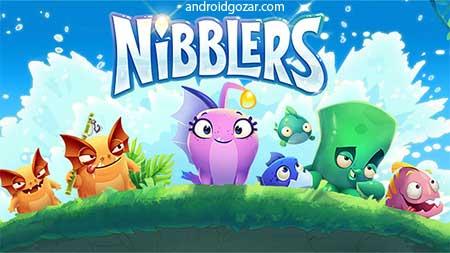 Fruit Nibblers 1.22.6 دانلود بازی پازل تطبیق میوه نیبلرز اندروید + مود