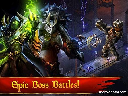 KingsRoad 7.9.1 دانلود بازی جنگی مسیر پادشاهان اندروید