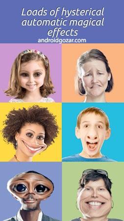 Face Changer 2 Premium 7.9 دانلود برنامه خنده دار کردن عکس در اندروید