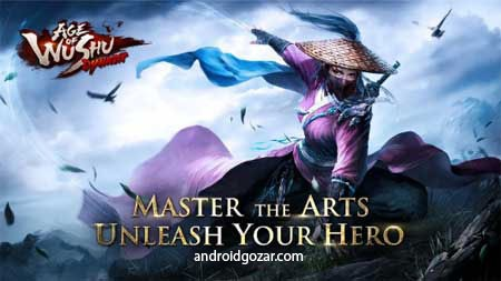 Age of Wushu Dynasty 18.0.2 دانلود بازی هنرهای رزمی ووشو و کونگ فو اندروید + مود