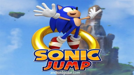 Sonic Jump 2.0.2 دانلود بازی ماجراجویی پرش سونیک + مود